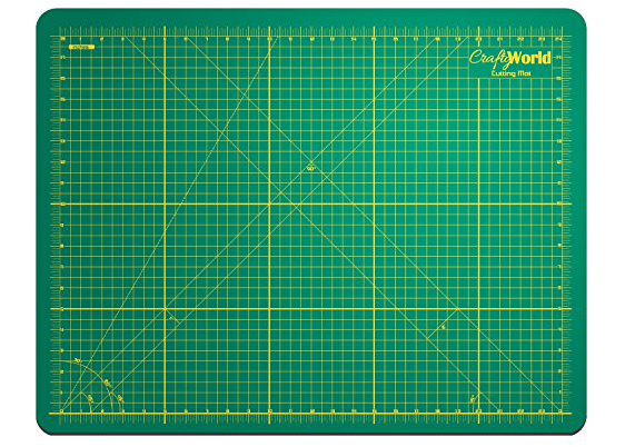 "Craft World 18""X24"" Self Healing Cutting Mat"