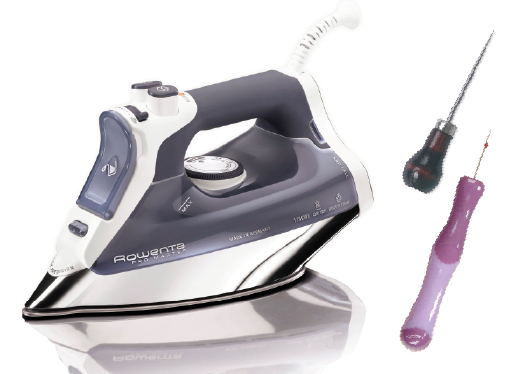 The best irons and sewing notions