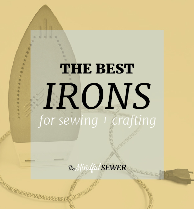 The best irons to use for all types of sewing projects